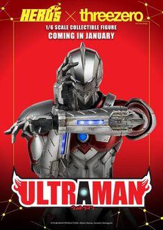 ToyzMag.com » Ultraman par ThreeZero