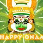 Happy Onam - Onam Greeting Card