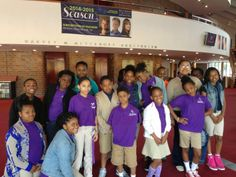 """We would like to thank the Baltimore Symphony Orchestra and Legg Mason for treating our 4th and 5th graders from City Springs EMS to a Midweek Education Concert entitled """"America the Beautiful"""" on May 8, 2014: http://baltimorecp.blogspot.com/2014/05/city-springs-students-attend-bso.html"""