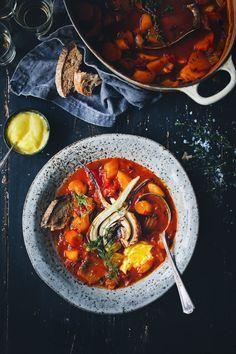 Vegetarian Bouillaba