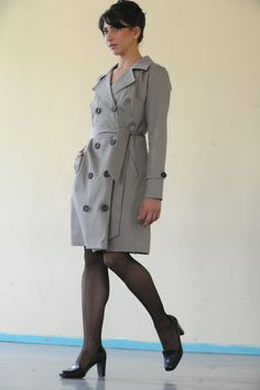 GUCCI Trench Coat- Women's. | My Style | Pinterest | Women's ...