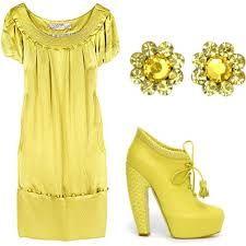 sarı ile ilgili görsel sonucu Polyvore, Yellow, Image, Design, Fashion, Moda, Fashion Styles, Design Comics, Fashion Illustrations