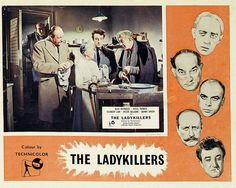 Ladykillers, The (1955