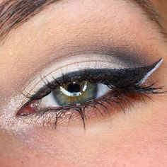 """Neutral eye "" Photo taken by @paulina_allure on Instagram, pinned via the InstaPin iOS App! http://www.instapinapp.com (05/11/2015)"