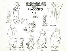 Pinocchio ★    CHARACTER DESIGN REFERENCES (www.facebook.com/CharacterDesignReferences & pinterest.com/characterdesigh) • Love Character Design? Join the Character Design Challenge (link→ www.facebook.com/groups/CharacterDesignChallenge) Share your unique vision of a theme every month, promote your art and make new friends in a community of over 20.000 artists!    ★