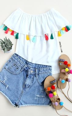 My cinco de mayo outfit
