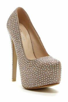 Studded stilettos mah b.tch!!
