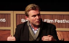 Chris Nolan, Christopher Nolan, The Cooler Movie, Alex Ross Perry, Filmmaking, Writer, Hollywood, Movies, Join