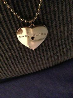 Marc Jacobs Love Me necklace / @Maggie Herring & @☆Lyric☆