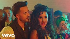 Luis Fonsi, Demi Lovato - Échame La Culpa don't use video in high school