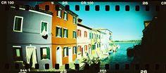 Beautiful Venice and Burano