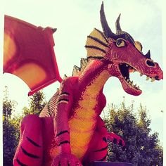 LEGOLAND California | LEGO Dragon
