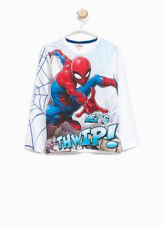 """Spiderman /""""dans le spiderverse /'Miles Morales de compression à manches longues aquam"""