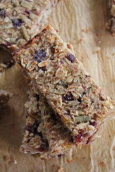 Hey Mom, no sugar added at all, they are in the oven now..   Almond butter and banana Granola bars