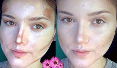 Frumusete la minut!: Conturarea şi iluminarea feţei