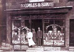 Inspire: Victorian Shop Fronts Shop Signage, Victorian London, Victorian Era, Bond Street, Main Street, Store Front Windows, Shop Fronts, Old London, Shopping Stores