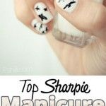 need to spend tons of time and money on nail salons! Now you can do your own nails for free at your home and on your own time with just simply Sharpies! Here are some great Sharpie manicure ideas for you to use to make your nails shine! Beauty Hacks Eyelashes, Beauty Makeup Tips, Beauty Nails, Diy Beauty, Beauty Tricks, Makeup Tricks, Diy Makeup, Manicure And Pedicure, Manicure Ideas