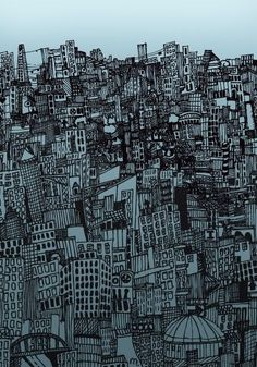 Michael Thomas - In the City, 2012