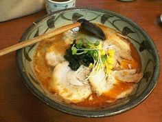 "Famous ""Ramen"" you should eat when you come to Japan"