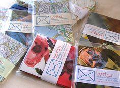 Awesome handmade envelopes