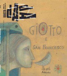 Artebambini E-Shop - RivistaDada n.43 Giotto e San Francesco