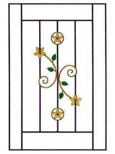 Home Window Grill Design, Grill Door Design, Window Design, Modern Windows, Iron Gates, Open Window, Iron Decor, Windows And Doors, Wrought Iron