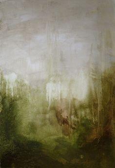 o.T 2013-01   Acryl auf Leinwand 70 x 100