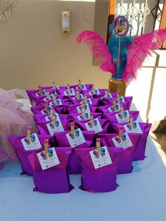 Shimmer and Shine Party Packets