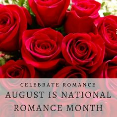 Time celebrate all things related to Romance! Send Flowers to show that special someone what they mean to you...