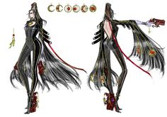 Bayonetta Concept - Pictures & Characters Art - Bayonetta