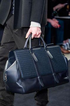 Bottega Veneta Men's Details A/W - Men's style, accessories, mens fashion trends 2020 Fashion Bags, Mens Fashion, Fashion Trends, Mens Luggage, Fall Accessories, Bottega Veneta, Luxury Bags, My Bags, Leather Men
