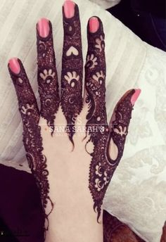 Kashee's Mehndi Designs, Modern Henna Designs, Back Hand Mehndi Designs, Stylish Mehndi Designs, Latest Bridal Mehndi Designs, Mehndi Designs For Beginners, Mehndi Design Photos, Mehndi Designs For Fingers, Fingers Design