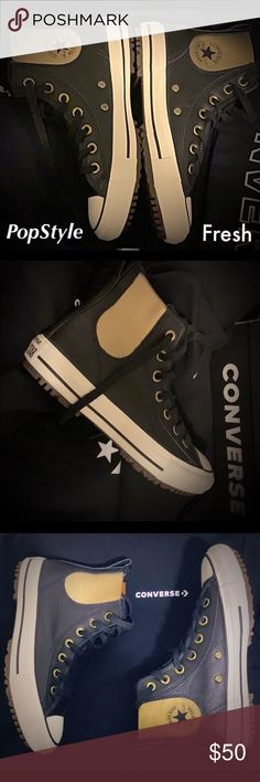 Converse Chelsea Boot Leather Premium Converse's with a phenomenal look at a phenomenal price well below retail! Black/Black/Egret on White sole with Black stripe. Converse Boots, Leather Converse, Leather Boots, Shoes Sneakers, Black Stripes, Chelsea Boots, Oxford Shoes, Dress Shoes, Retail
