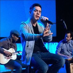 david archuleta - from kari he's back rootstech