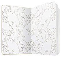 Sigel JN300 Notizbuch Jolie, ca. A6, Design Red Romance