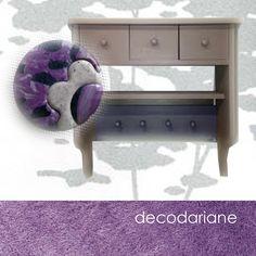 Boutons de tiroirs ou placards motif fleur, originaux, modèle unique : Meubles…