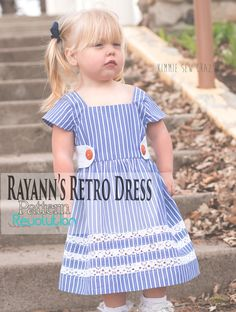 Rayann's Retro Dress and Top from Simple Life Patterns — Pattern Revolution