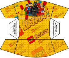 Mini Hot Dog Batman Lego Super Heroes: