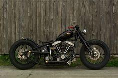 Harley-Davidson Bobber Motorcycle                                                                                                                                                                                 More #harleydavidsonsporster