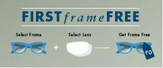 Vincent Chase VC 0332 Matte Silver Black Blue C7 Eyeglasses at Best Prices- LensKart.com @ Rs.1299
