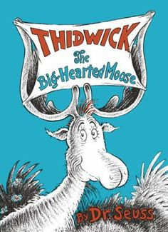 Poor Thidwick's generosity proves the adage that no good deed goes unpunished, and soon everyone, from a tiny Bingle Bug to a huge bear, is taking advantage of our antlered hero. With Seuss's rhyming text and endearing illustrations, this beloved story about a kindhearted moose and the bullies that make a home on his horns is an ideal way to introduce children to the invaluable concept of self-respect.