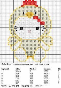 Schema punto croce Oroscopo Cinese-5