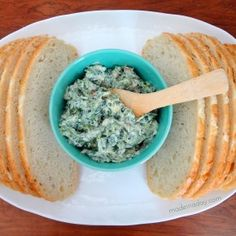 Tailgate Spinach Dip