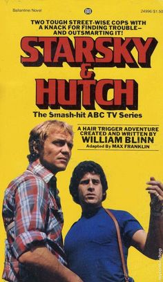 Starsky & Hutch. I totally forgot this book!