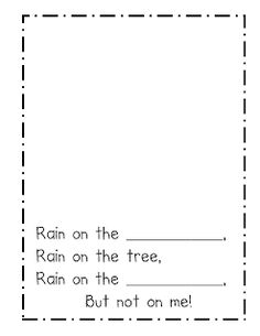 Classroom Freebies: RAIN