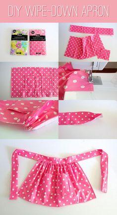 DIY-wipe-down-apron