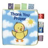 My First Taggies Book: Thank You Prayer / http://www.contactchristians.com/my-first-taggies-book-thank-you-prayer/