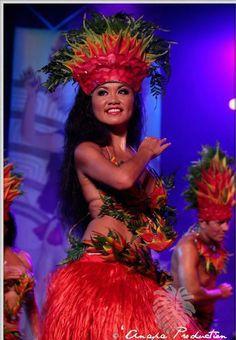 Tahitian dance ('ori Tahiti).