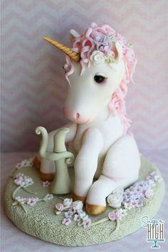 Unicorn cake!!!