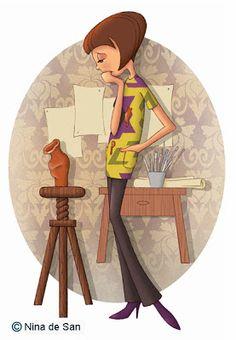 ღ Nina de San Ilustraciones ღ